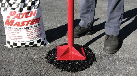 Sonic Asphalt Services - Pothole Repair