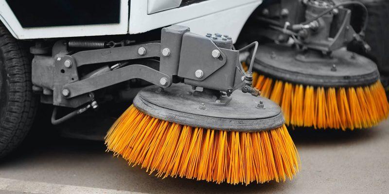 Sonic Asphalt Services - parking sweeping